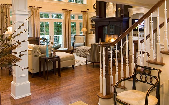 Saratoga Springs Interior Design Services & Luxury Home Furnishings