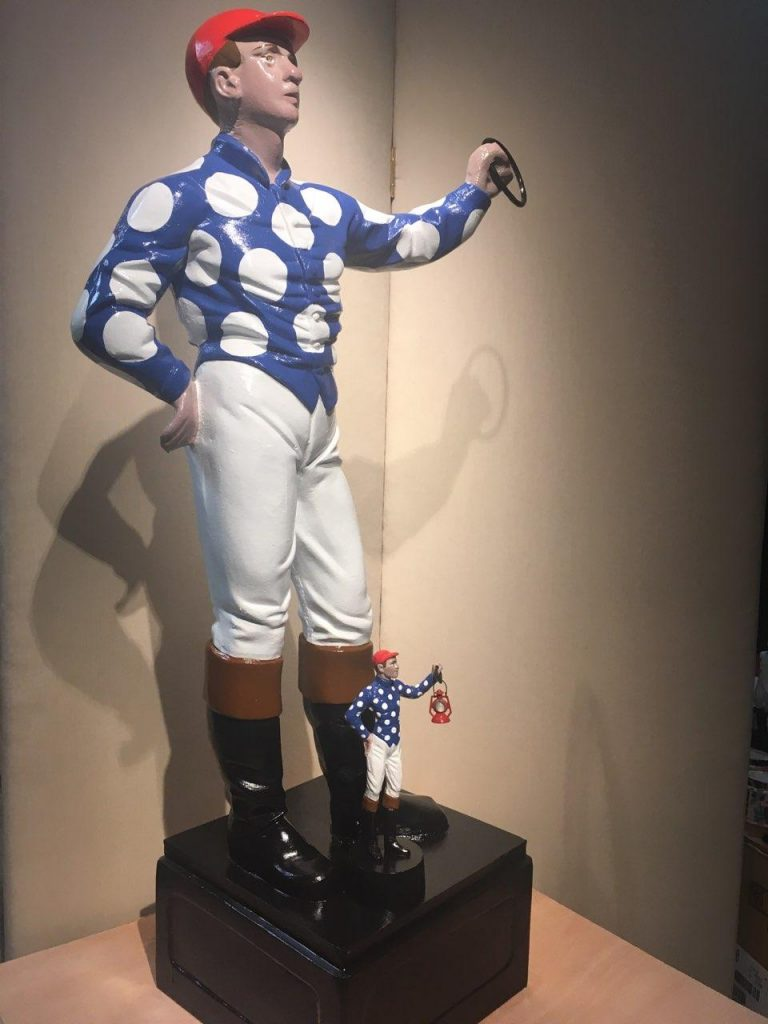 """mrs turner s lawn jockey Parents always wish the best for their children and do everything they can to help them succeed in both """"mrs turner's lawn jockeys"""" and """"two kinds"""" the authors explore the feeling of being uncomfortable in one's own skin based upon expectations."""