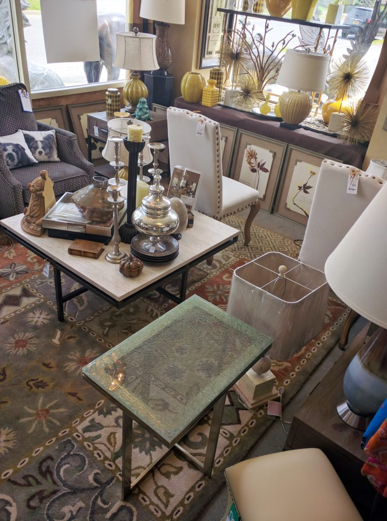 We cleaned out sections of our showroom just to fill them back up again.