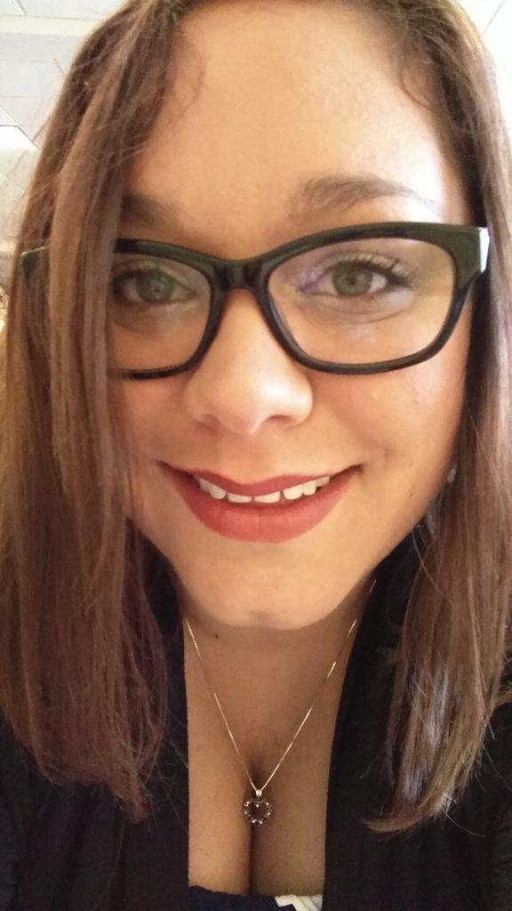 Tifanie Smith (that's me!) I write the blogs!