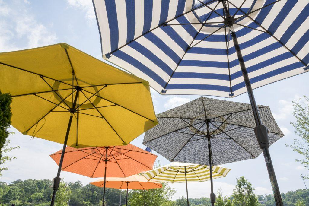 Outdoor furniture in Saratoga